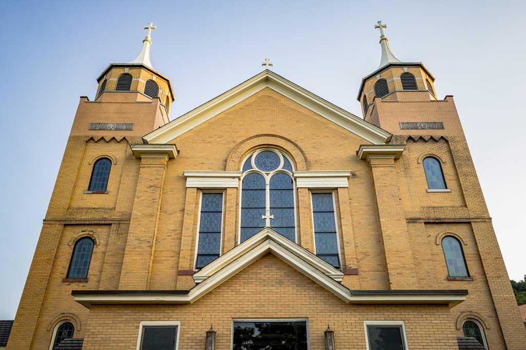 Historic building St. Nicholas