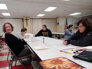 Group gathers to learn about Murals
