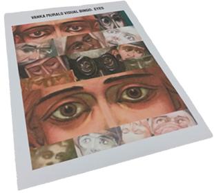 Print outs for Save Maxo Vanka Education